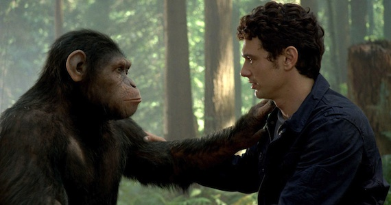 The Rise Of The Planet Of The Apes: Surprising, Touching, Terrifying