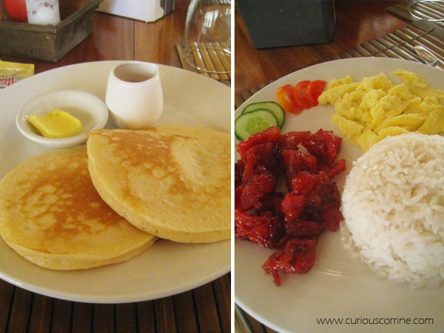 Breakfast at Salakot Cafe
