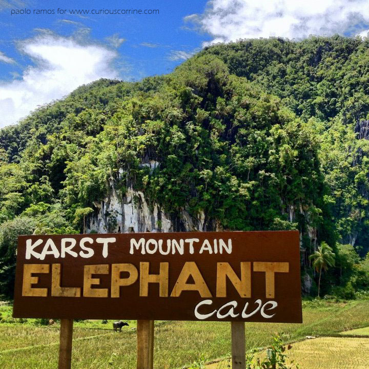 Karst Mountain's Elephant Cave