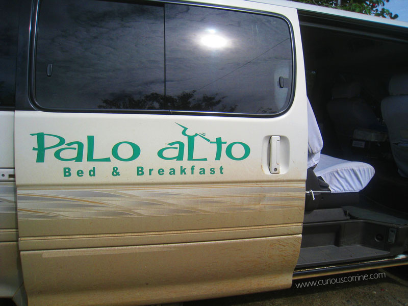 The Palo Alto van