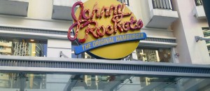 Johnny Rockets: Of Ketchup Smilies and Unlimited Fries