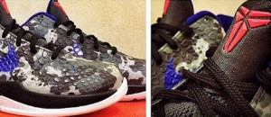 Kickin' It: Kobe VI Camo GS Black/Grey-Concord