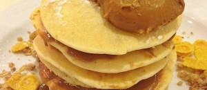 Pancake House Rides On The Cookie Butter Craze