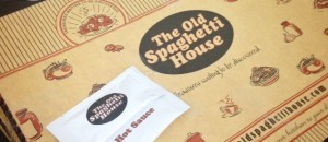 The Old Spaghetti House: From Foodie.PH With Love